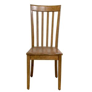 Riverside Furniture Harmony Slat Back Dining Chair