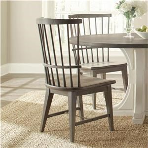 Riverside Furniture 4447 Side Chair