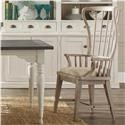 Riverside Furniture 4447 Arm Chair - Item Number: 44453