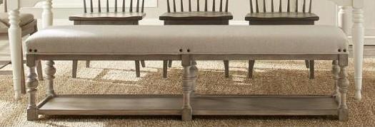 Riverside Furniture 4447 Upholstered Bench - Item Number: 44469