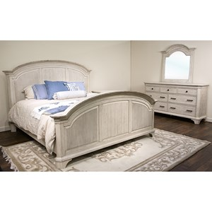 Riverside Furniture Aberdeen California King Bedroom Group 3