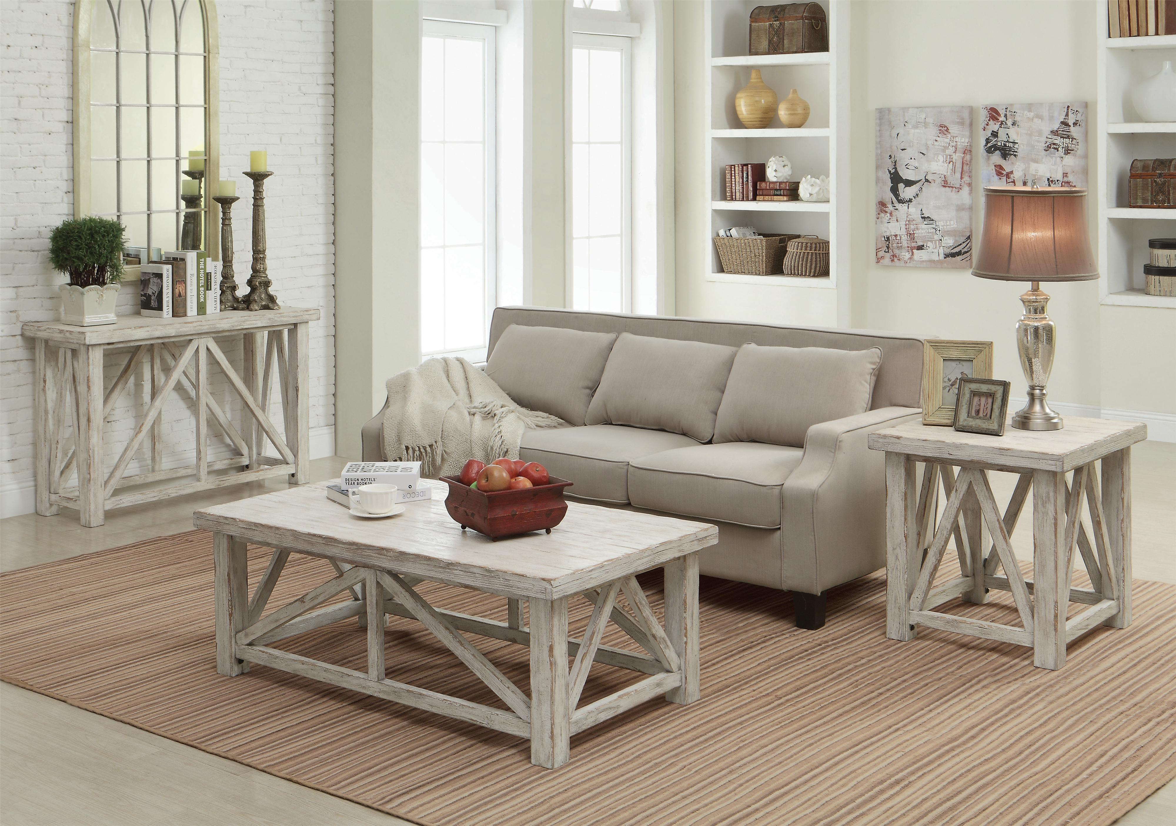 Riverside Furniture Aberdeen Sofa Table With Block Feet Jacksonville Furniture Mart Sofa Table