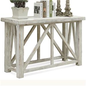 Riverside Furniture Aberdeen Sofa Table