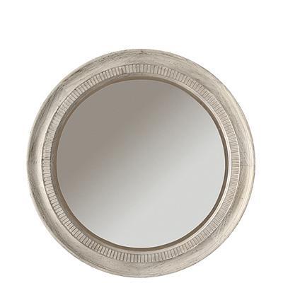 Riverside Furniture Aberdeen Round Accent Mirror - Item Number: 21262