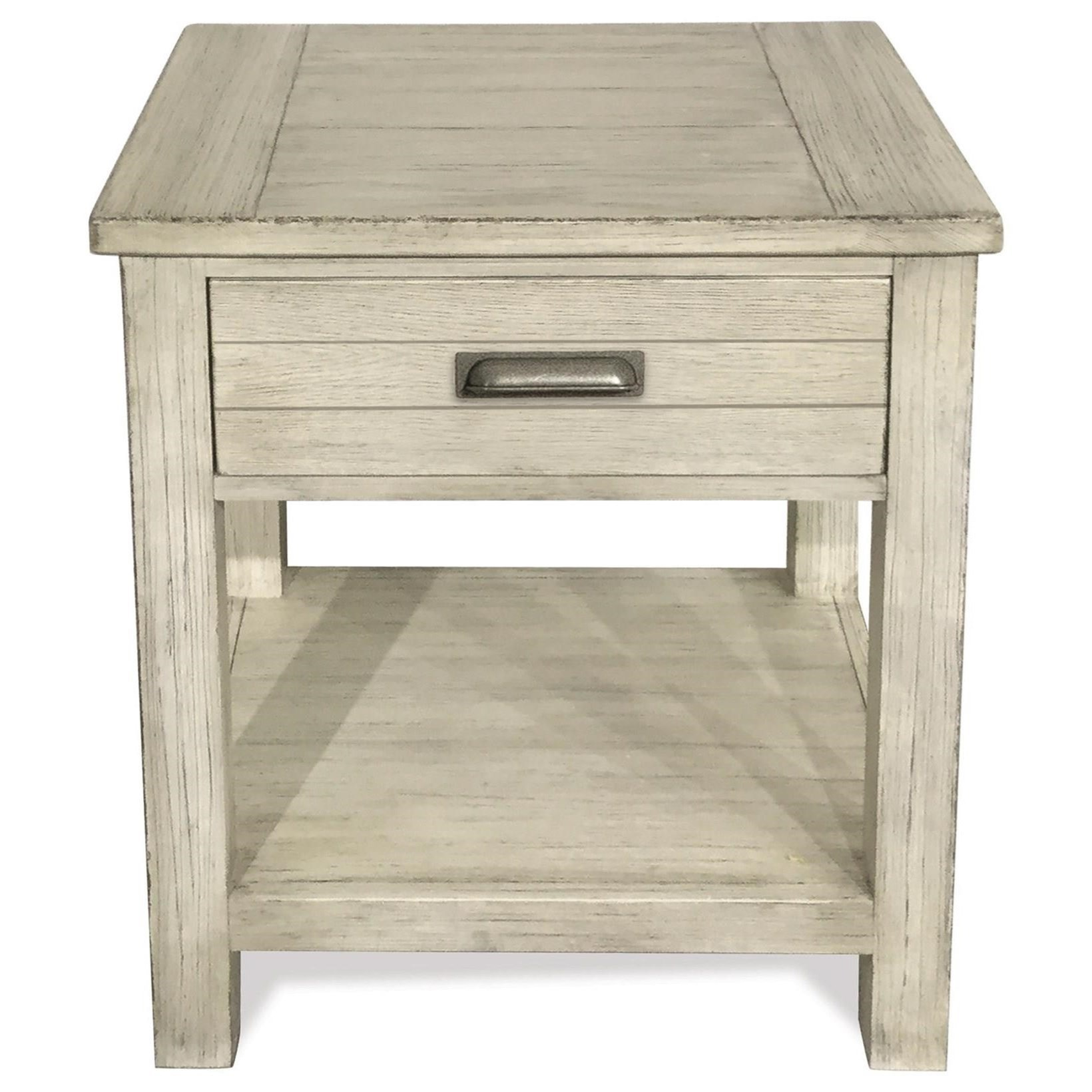 Riverside Furniture Aberdeen 1-Drawer Nightstand - Item Number: 24268