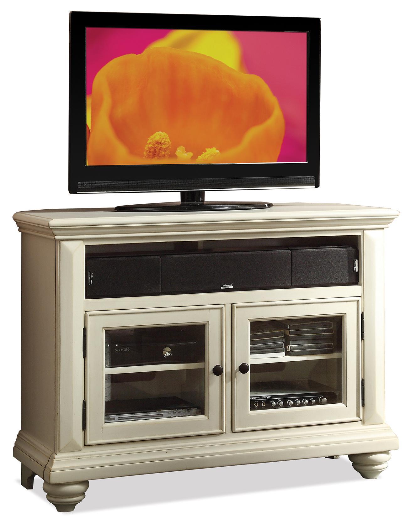 Riverside Furniture Addison Corner TV Console - Item Number: 65441
