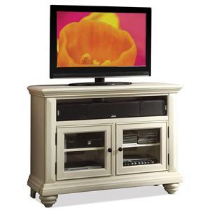 Riverside Furniture Addison Corner TV Console
