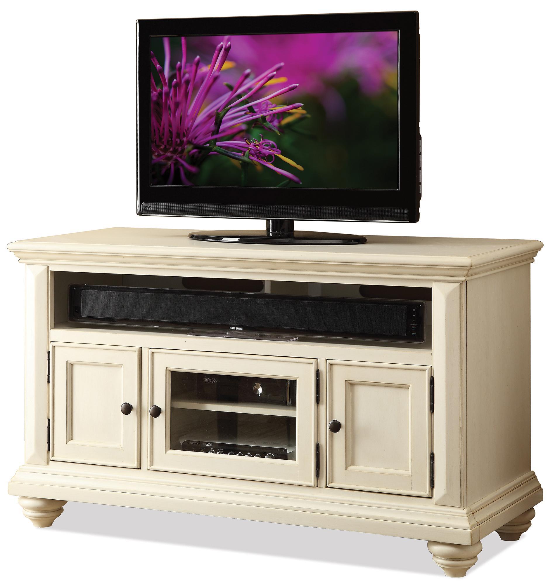 "Riverside Furniture Addison 50"" TV Console - Item Number: 65444"