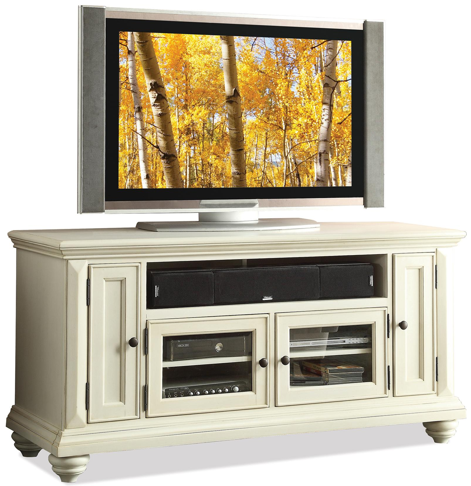 "Riverside Furniture Addison 60"" TV Console - Item Number: 65445"