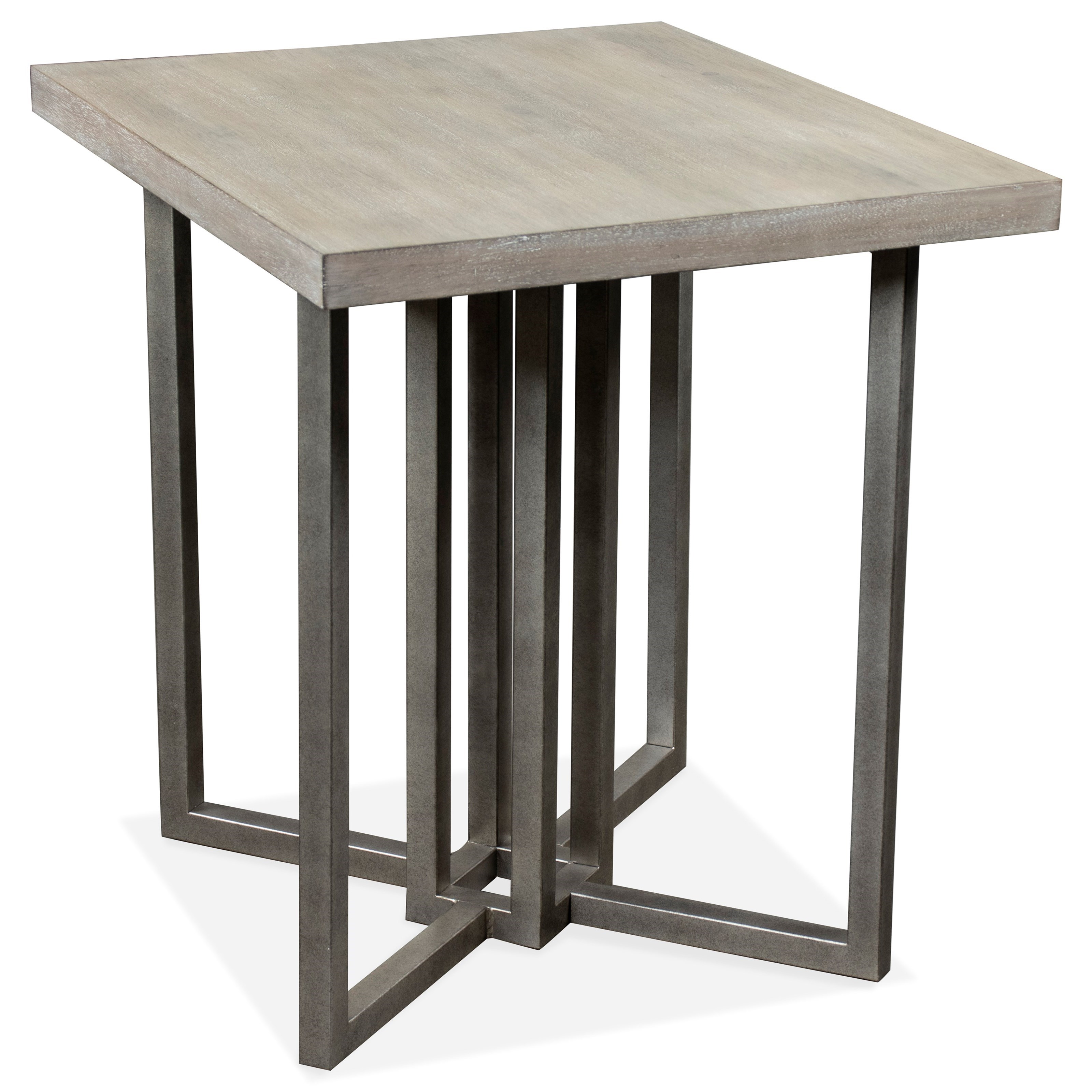 Adelyn Rectangle End Table by Riverside Furniture at A1 Furniture & Mattress