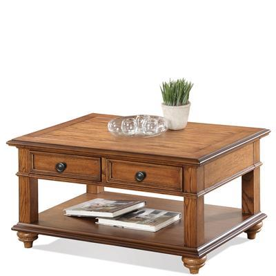 Riverside Furniture Allegheny  Cocktail Table - Item Number: 65202