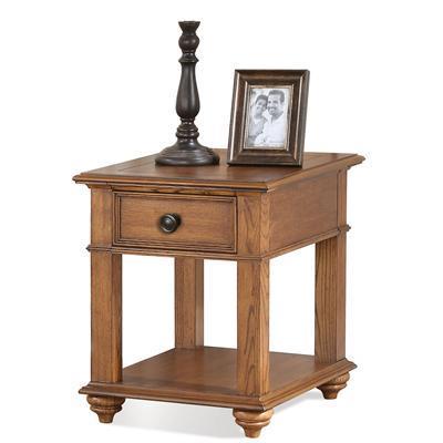 Riverside Furniture Allegheny  End Table - Item Number: 65209