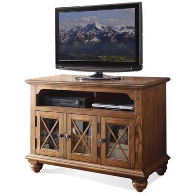 "Riverside Furniture Allegheny  42"" TV Console - Item Number: 65242"
