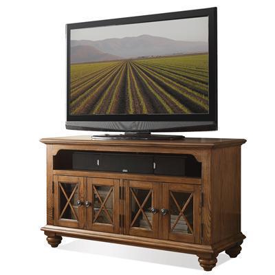 "Riverside Furniture Allegheny  50"" TV Console - Item Number: 65244"