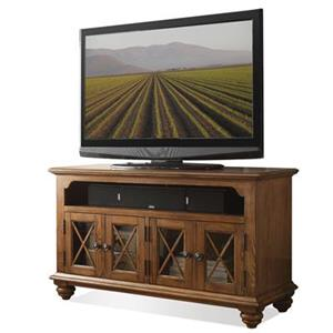 "Riverside Furniture Allegheny  50"" TV Console"
