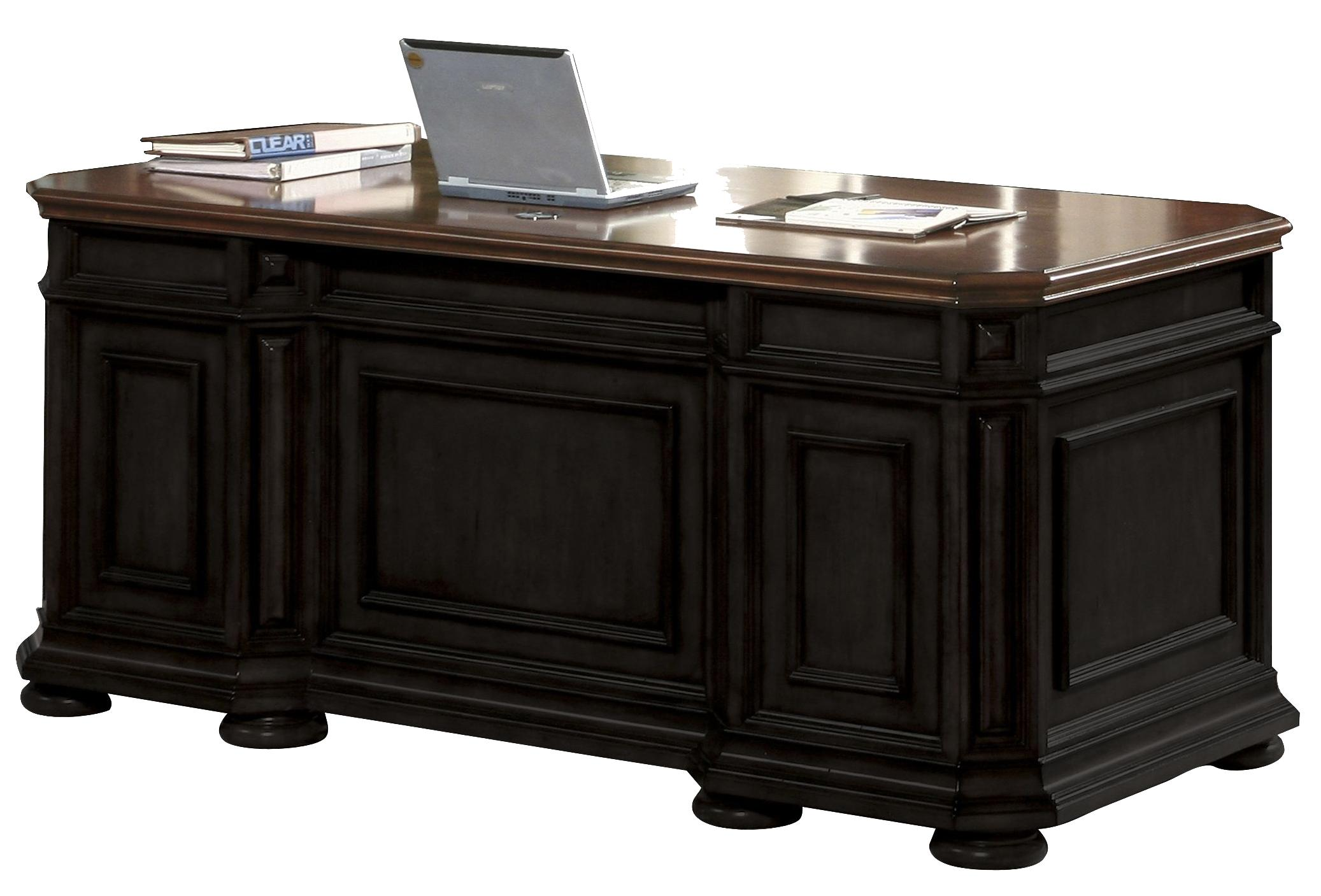 Riverside Furniture Allegro RS Executive Desk - Item Number: 44732