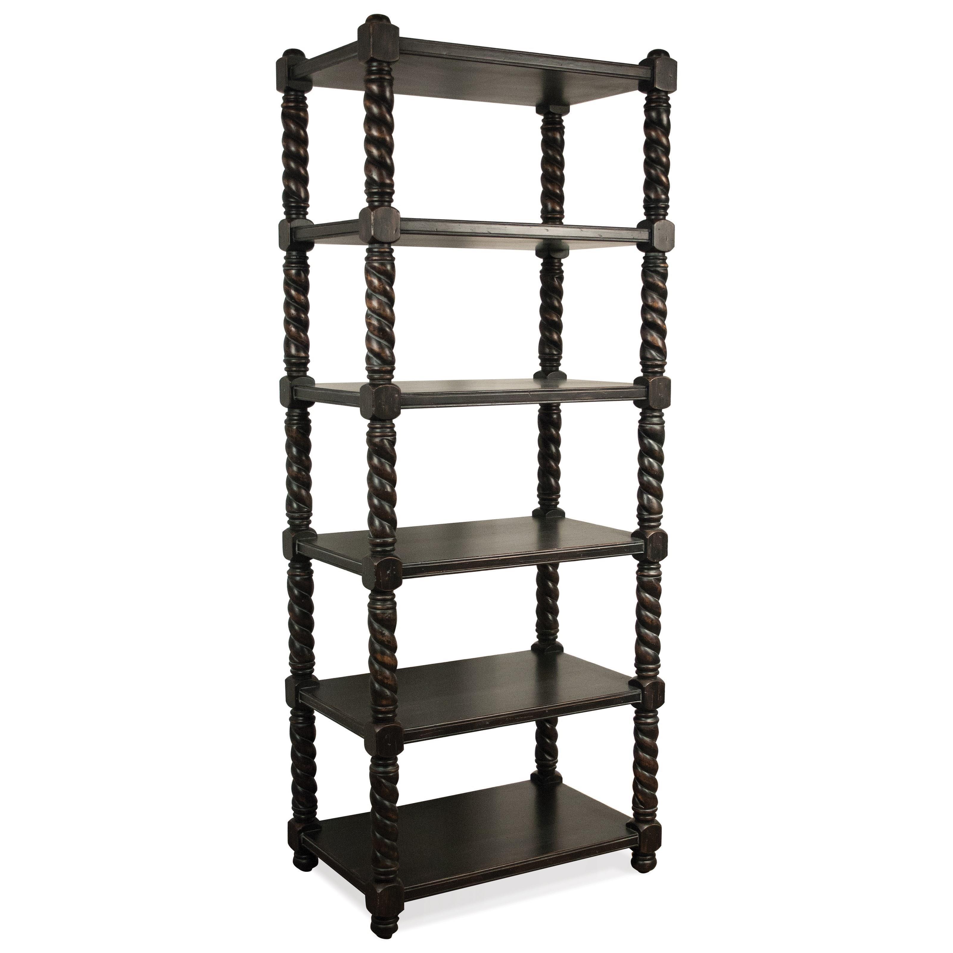Riverside Furniture Alvaro Bookcase - Item Number: 80147