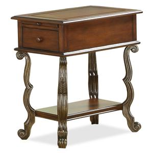 Riverside Furniture Ambrosia Ambrosia Chairside Table