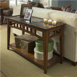 Riverside Furniture Andorra Sofa Table