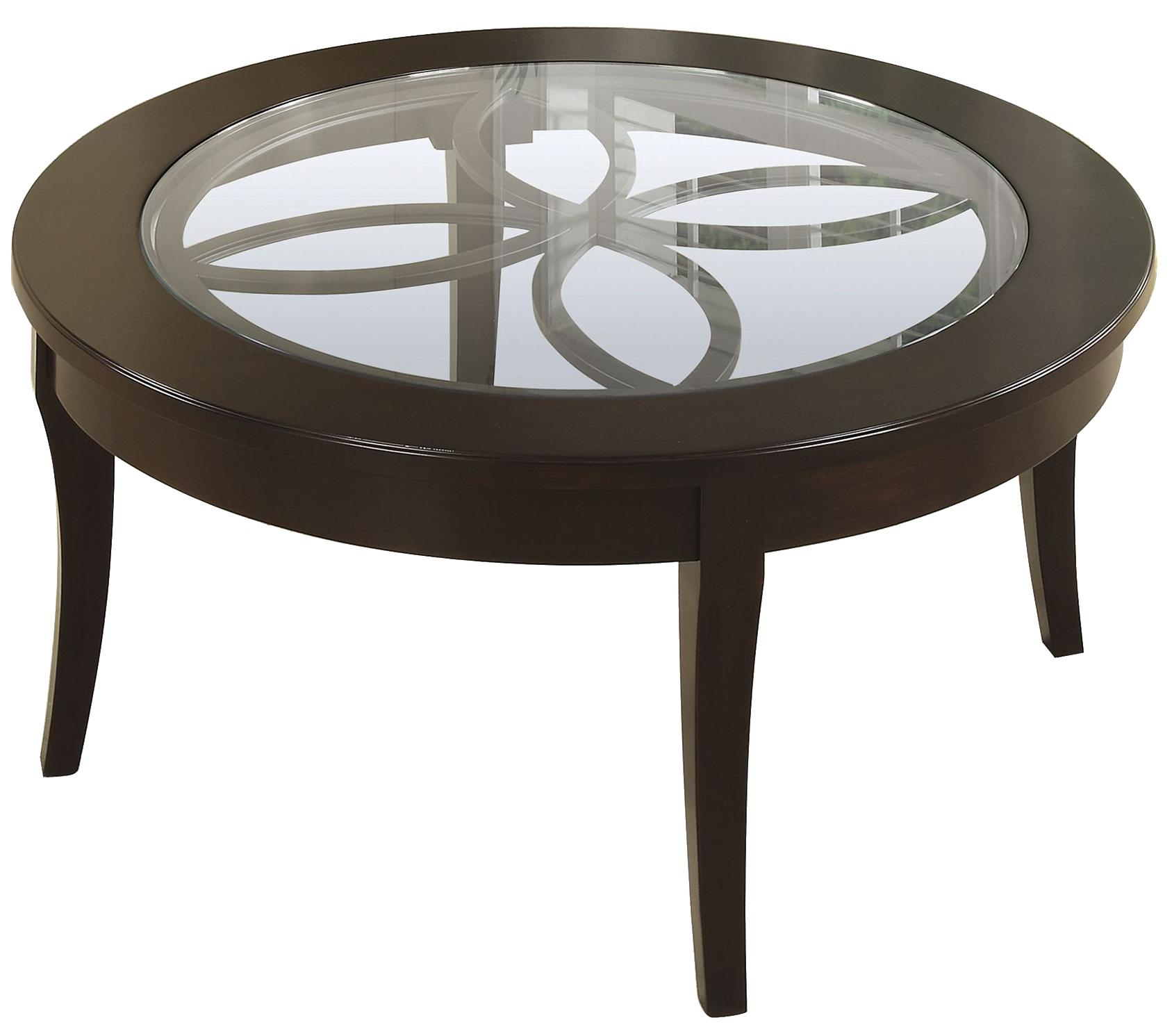 Riverside Furniture Annandale Round Coffee Table - Item Number: 12403