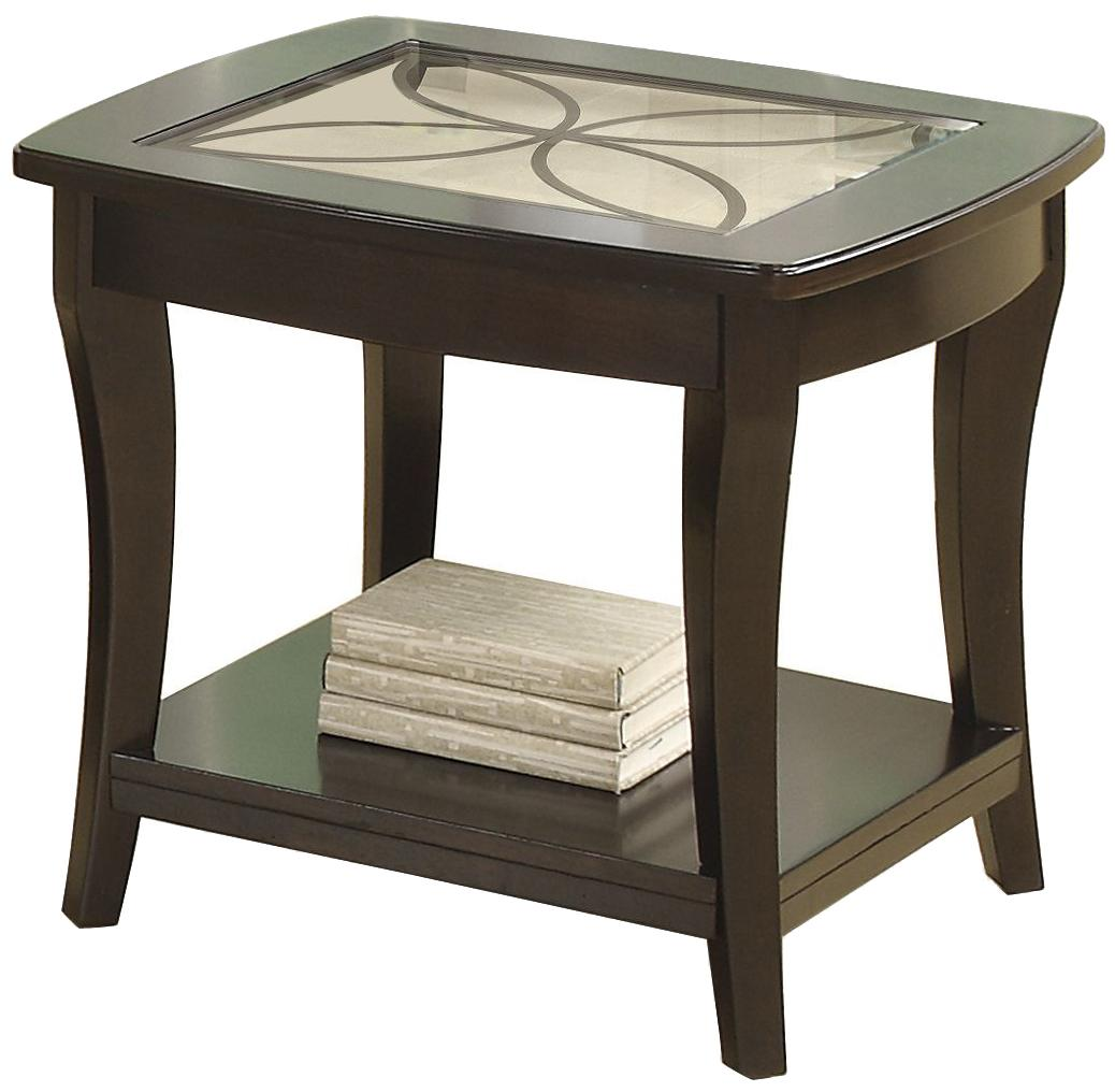 Riverside Furniture Annandale End Table Wayside Furniture End Table