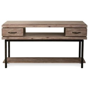 Riverside Furniture Axis Console Table