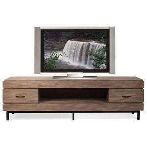 Riverside Furniture Axis 84-In TV Console