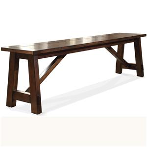 Riverside Furniture Bedford Dining Bench
