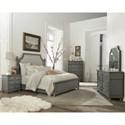 Riverside Furniture Bella Grigio King Bedroom Group - Item Number: 5280 K Bedroom Group 2