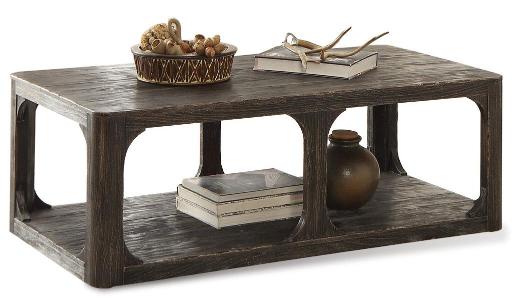 Riverside Furniture Bellagio Rectangular Cocktail Table      - Item Number: 11802