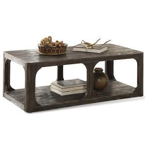 Riverside Furniture Bellagio Rectangular Cocktail Table