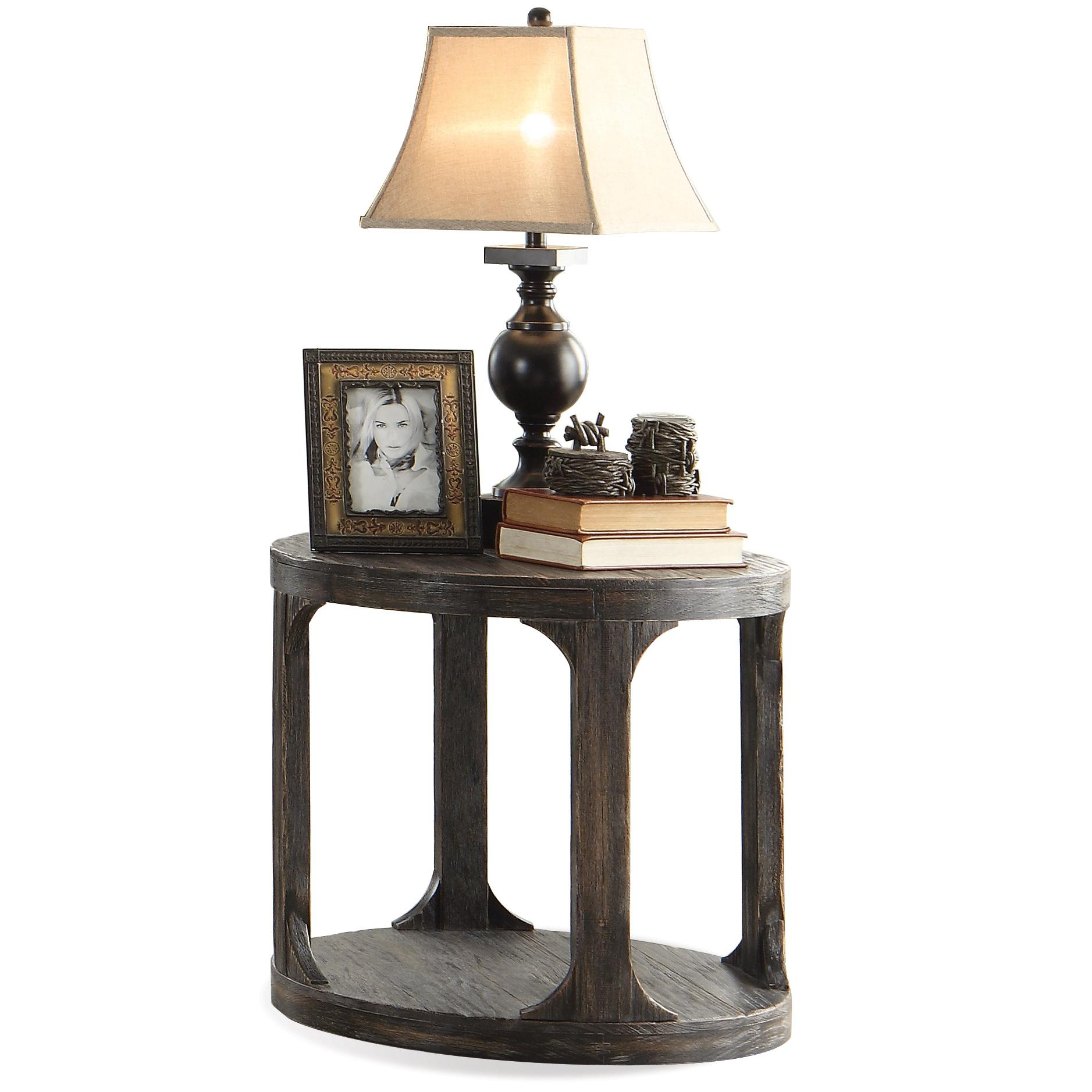 Riverside Furniture Bellagio Round End Table              - Item Number: 11808