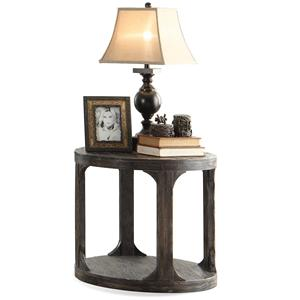 Riverside Furniture Bellagio Round End Table