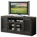 Riverside Furniture Bellagio 68-Inch TV Console - Item Number: 11840