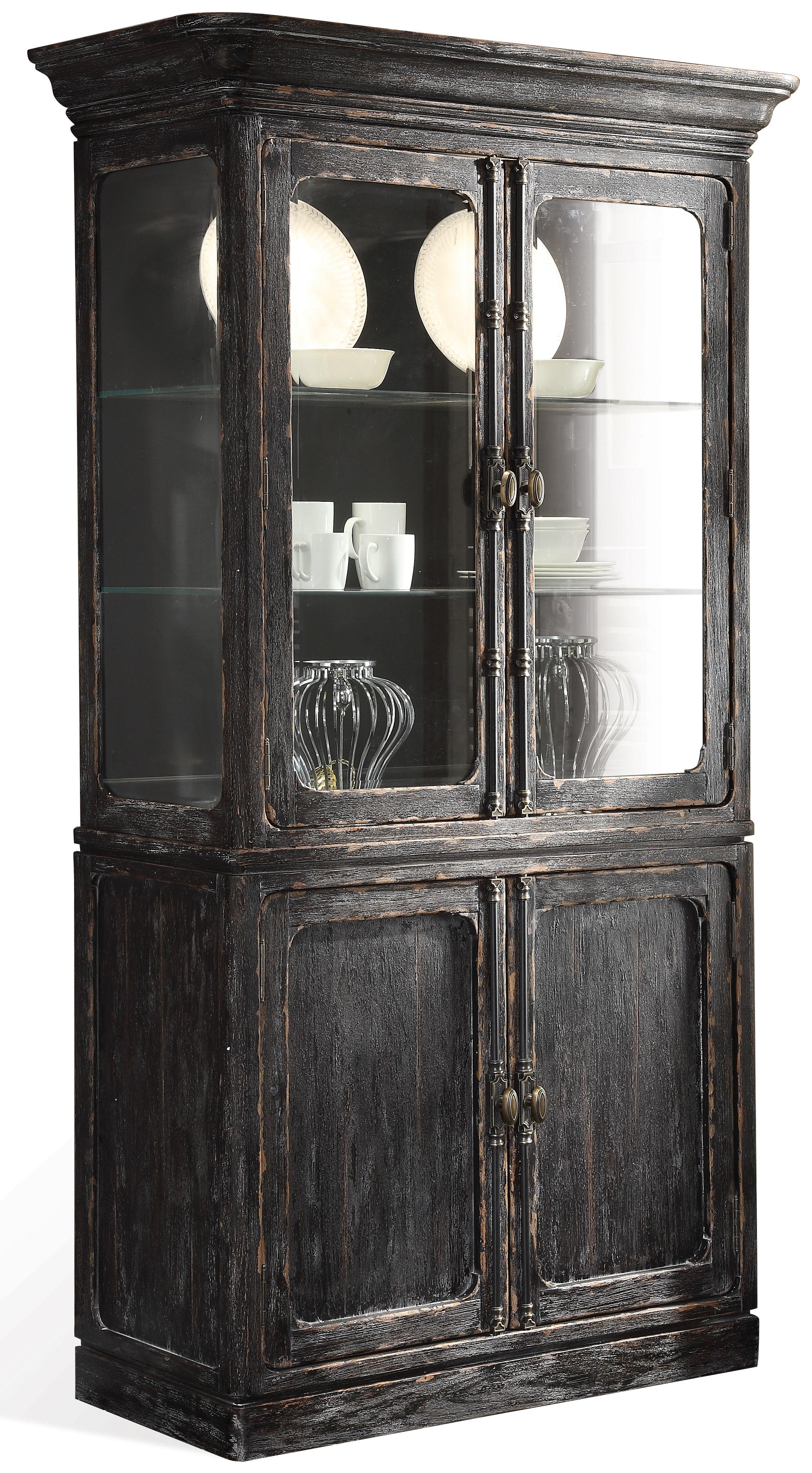 Riverside Furniture Bellagio China Cabinet - Item Number: 11855