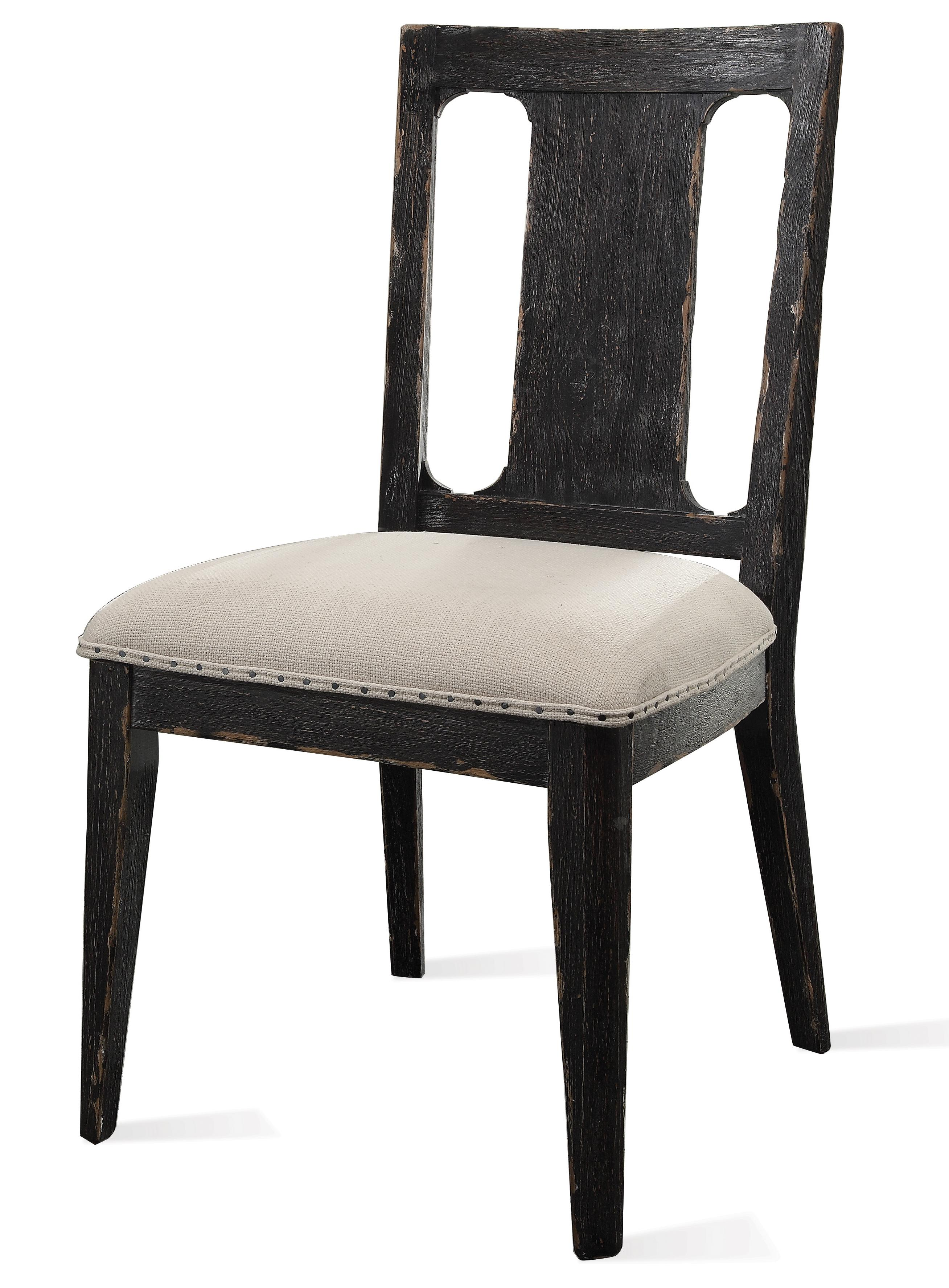 Riverside Furniture Bellagio Side Chair - Item Number: 11857