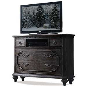 Riverside Furniture Bellagio Media Chest