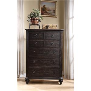 Riverside Furniture Bellagio 5-Drawer Chest