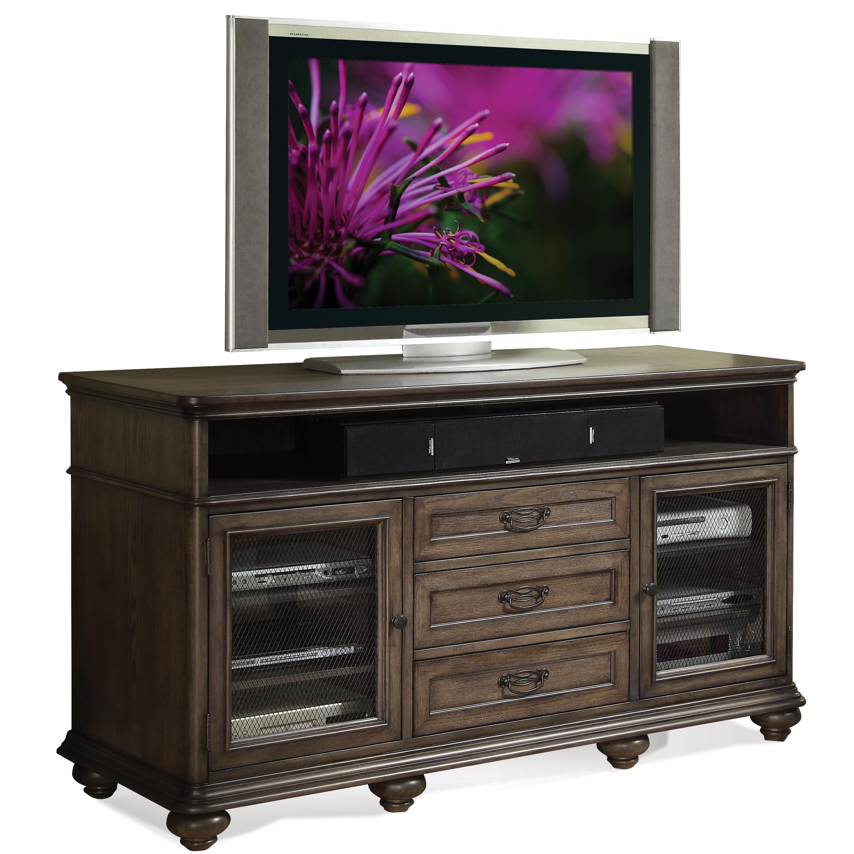 Riverside Furniture Belmeade TV Console - Item Number: 15841
