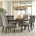 Riverside Furniture Belmeade 78-Inch Rectangular Dining Table