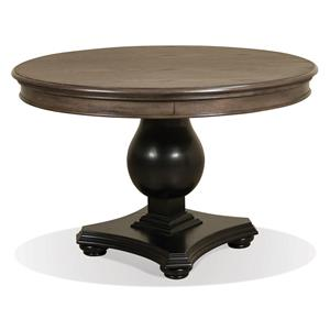 Riverside Furniture Belmeade Round Dining Table