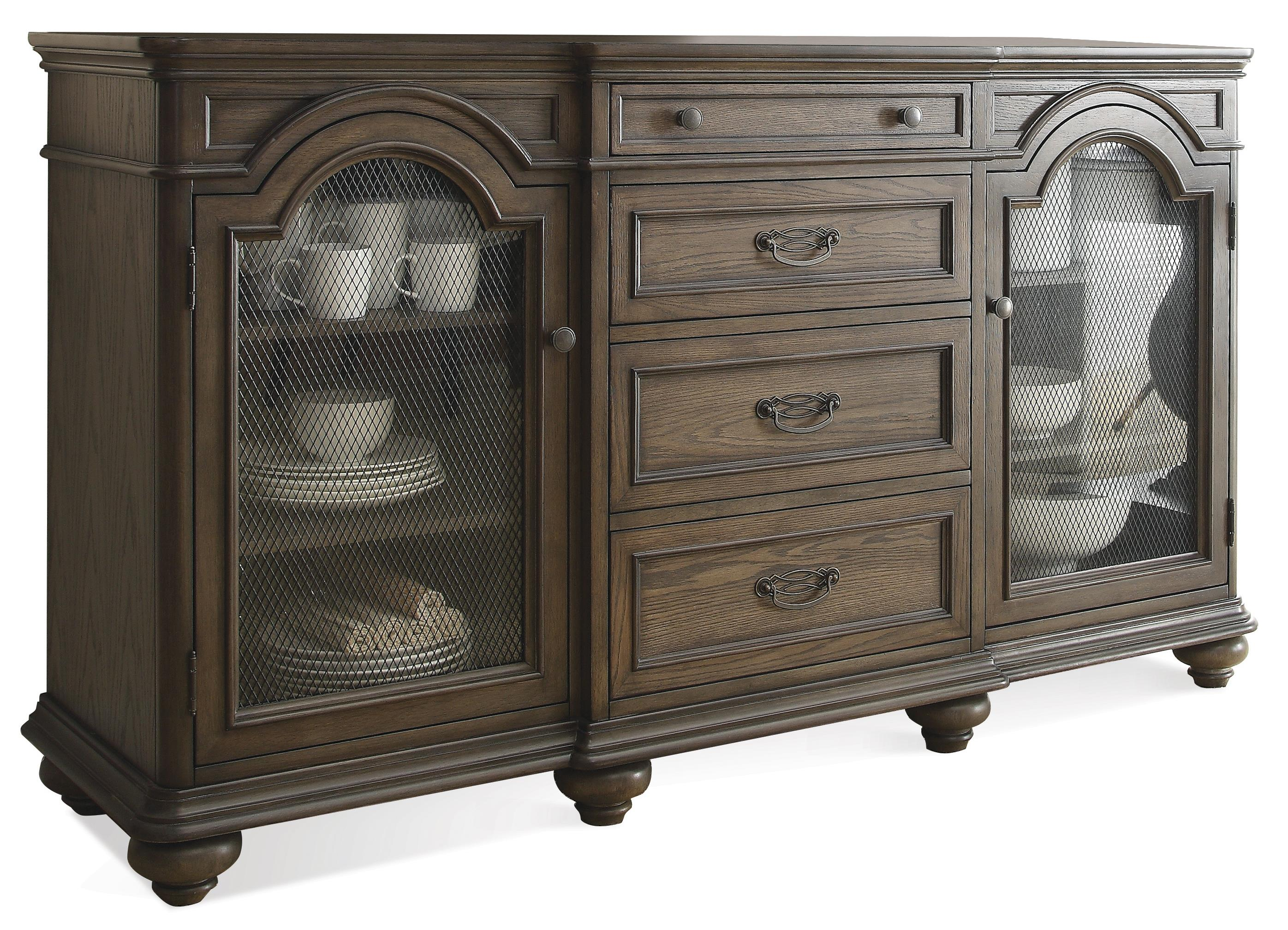 Riverside Furniture Belmeade Server - Item Number: 15856