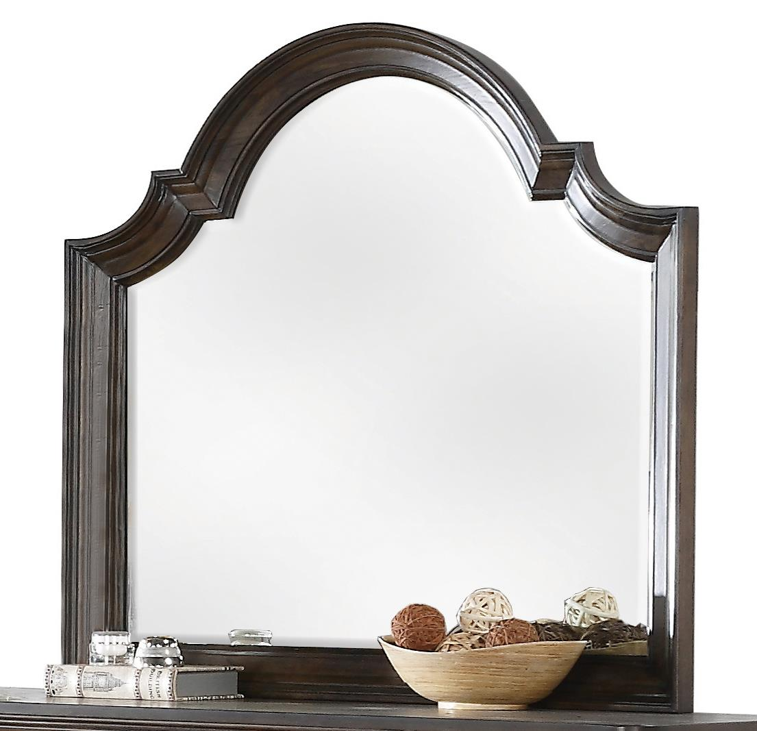 Riverside Furniture Belmeade Arch Mirror - Item Number: 15861