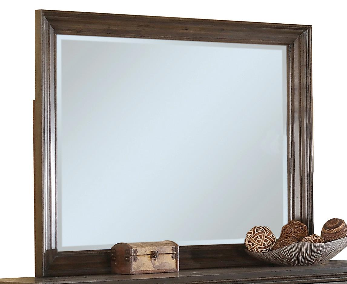Riverside Furniture Belmeade Landscape Mirror - Item Number: 15863