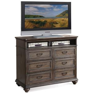 Riverside Furniture Belmeade Entertainment Chest