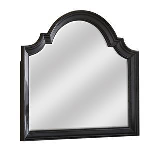 Riverside Furniture Belmeade Arch Mirror