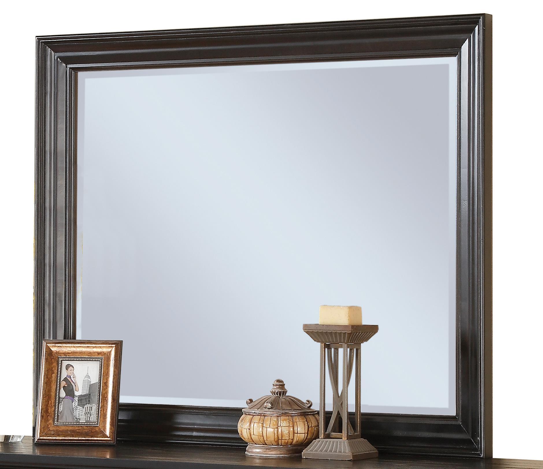 Riverside Furniture Belmeade Landscape Mirror - Item Number: 15963