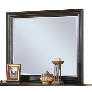 Riverside Furniture Belmeade Landscape Mirror