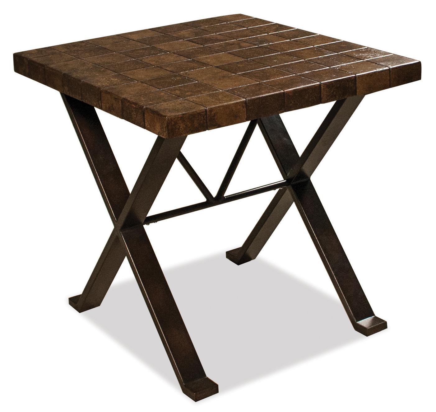 Riverside Furniture Bolero End Table               - Item Number: 91809
