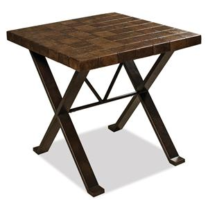 Riverside Furniture Bolero End Table